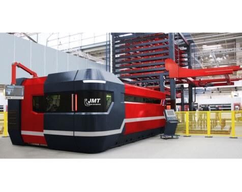 JMT Fiber lézervágó gép