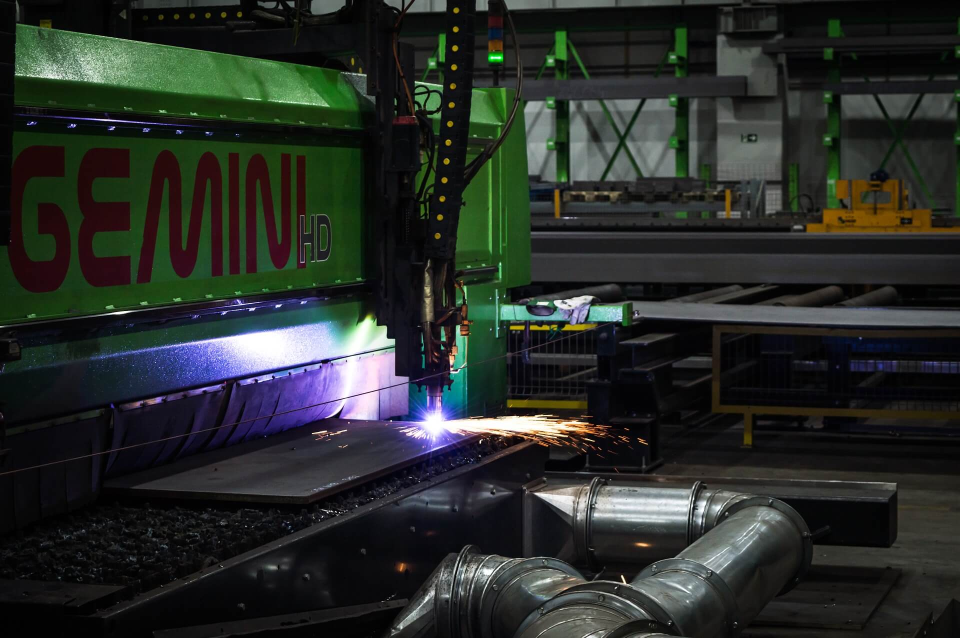 Ipari lézervágó gépek